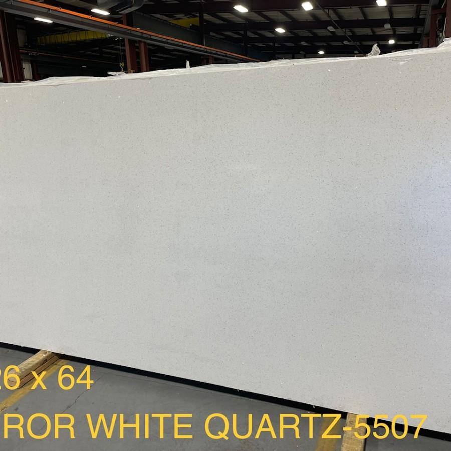 MIRROR WHITE QUARTZ